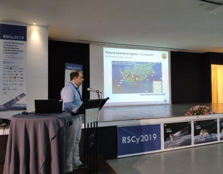 RSCY2019 CyCLOPS presentation in Paphos, Cyprus