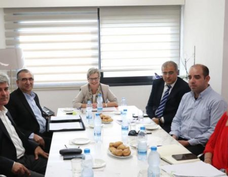 EXCELSIOR & CyCLOPS meeting at the Ministry of Transport, Communication and Works