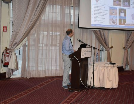 CyCLOPS project presentation at the 135th EuroSDR  Pan-European Conference